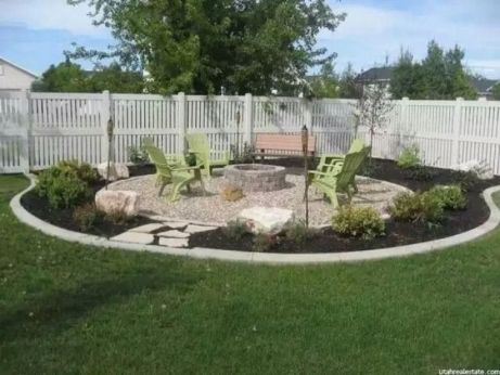 Easy and cheap outdoor spaces 22