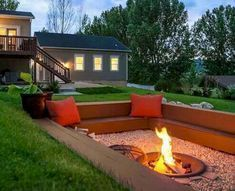 Easy and cheap outdoor spaces 24