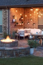 Easy and cheap outdoor spaces 39
