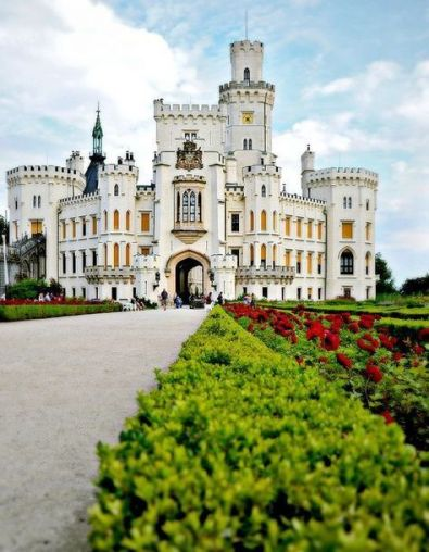 Fascinating castles to include on your bucket list 22