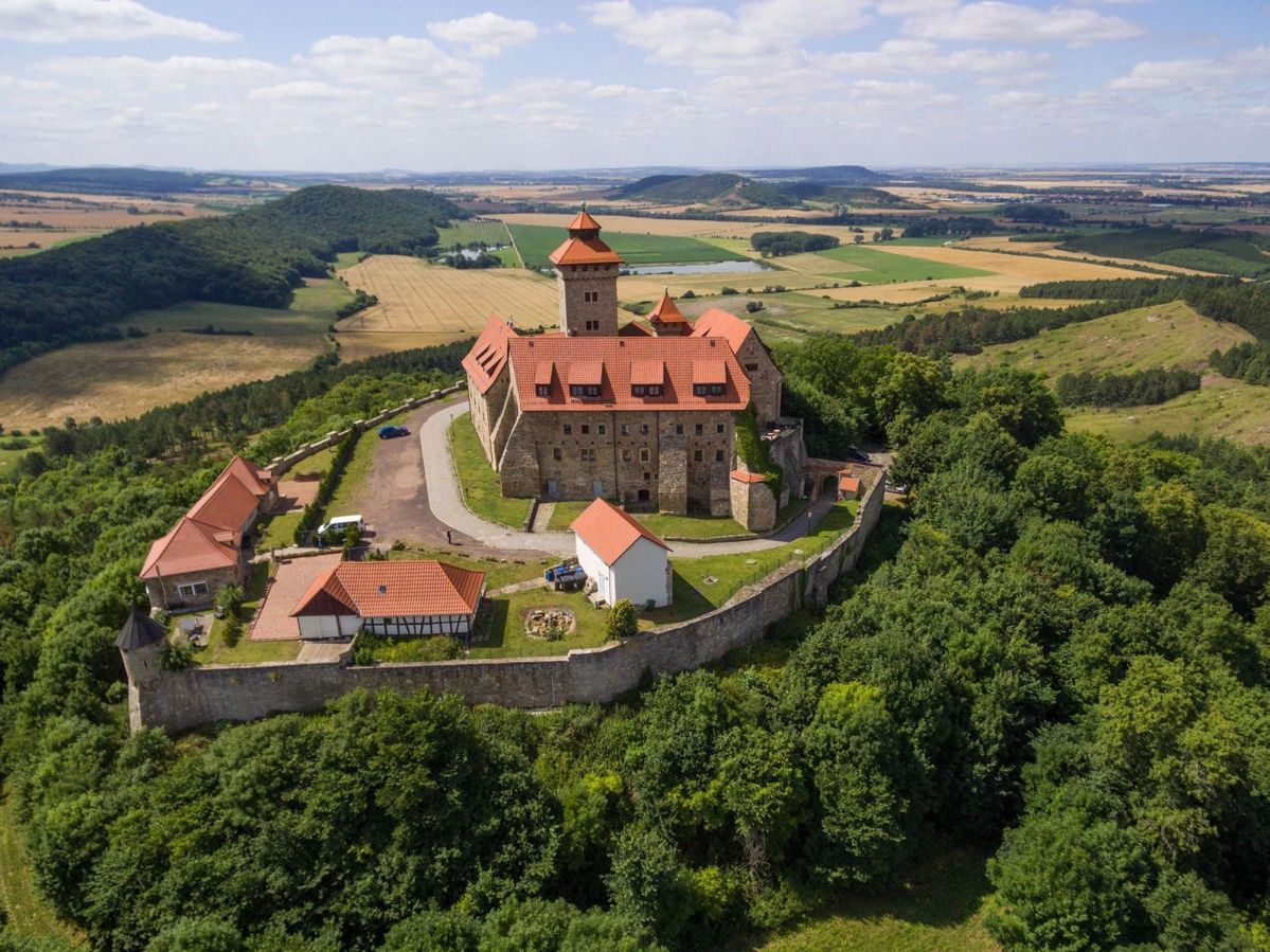 Fascinating castles to include on your bucket list 34