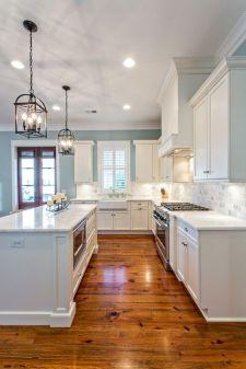 Fascinating kitchen house design ideas 38