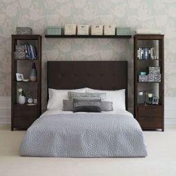 Genius stylish bedroom storage ideas 04