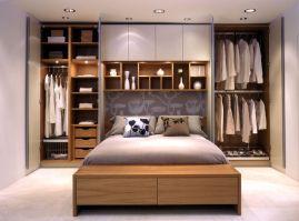 Genius stylish bedroom storage ideas 14