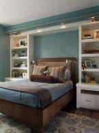 Genius stylish bedroom storage ideas 16