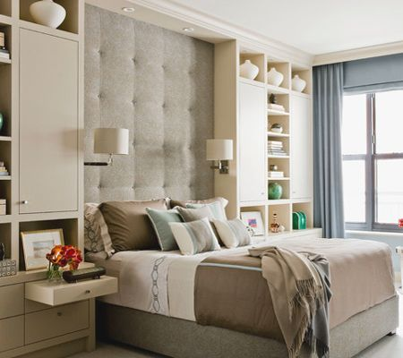 43 Genius Stylish Bedroom Storage Ideas