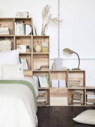 Genius stylish bedroom storage ideas 43