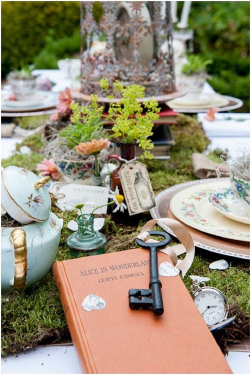 Gorgeous wedding theme ideas unique wedding 25