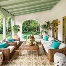 Sophisticated mediterranean porch designs youll fall in love with 02