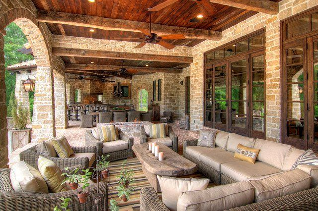 Sophisticated mediterranean porch designs youll fall in love with 06
