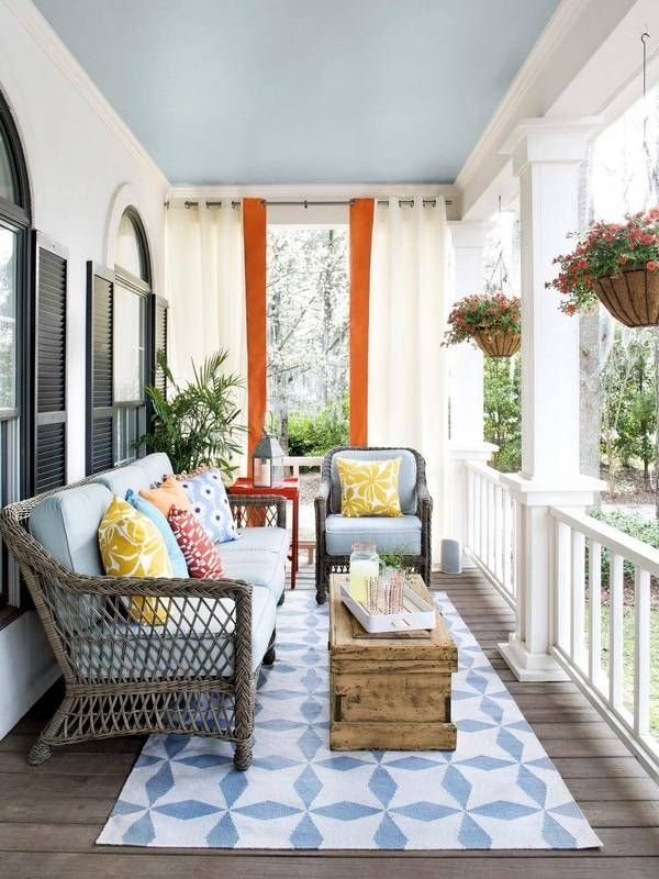 Sophisticated mediterranean porch designs youll fall in love with 12