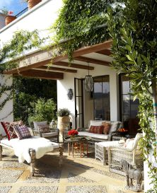 Sophisticated mediterranean porch designs youll fall in love with 22