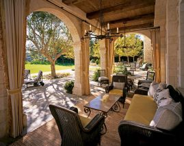 Sophisticated mediterranean porch designs youll fall in love with 26