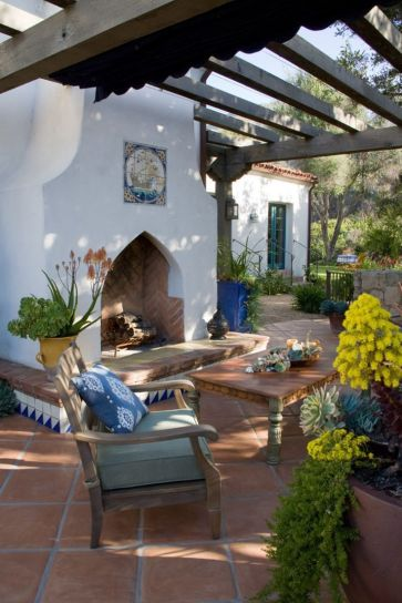 Sophisticated mediterranean porch designs youll fall in love with 28