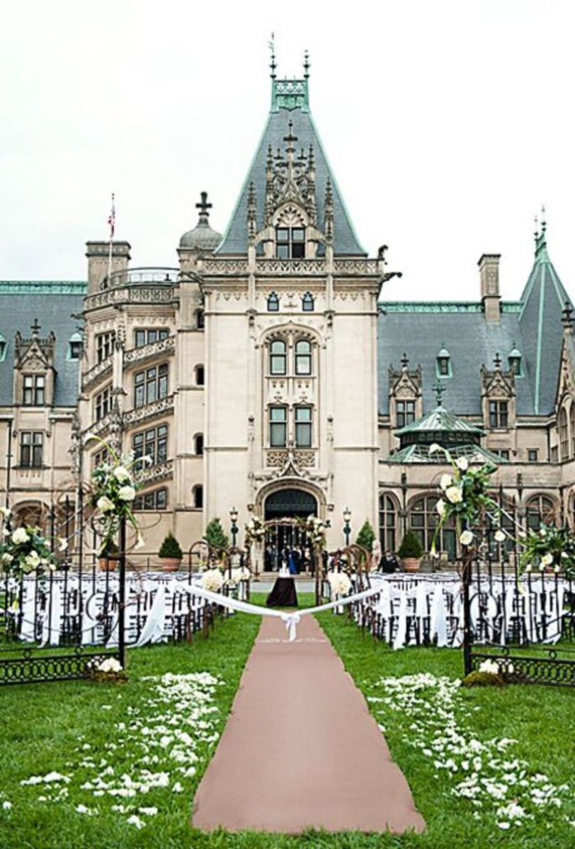 Splendid wedding venues use inspiration 38