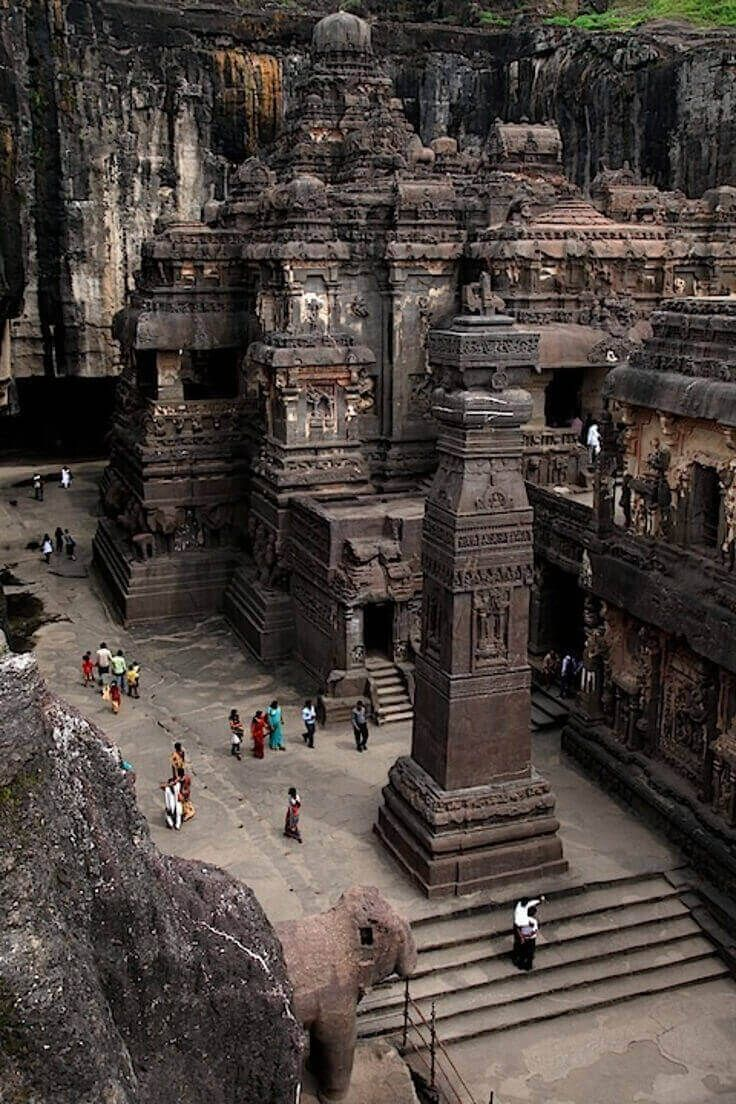 Stunning breathtaking temples around the world 36