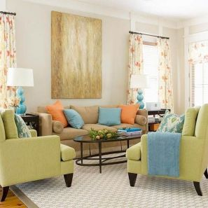 Stunning spring colors home decor edition 06