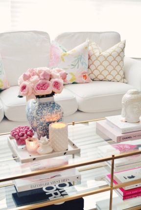 Stunning spring colors home decor edition 12