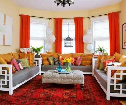 Stunning spring colors home decor edition 27