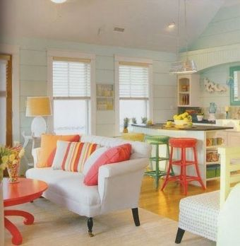 Stunning spring colors home decor edition 45