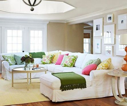 Stunning spring colors home decor edition 48