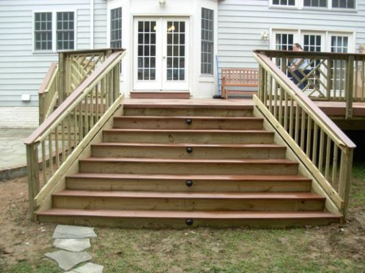 Unbelievable pictures deck landscaping excellence 26