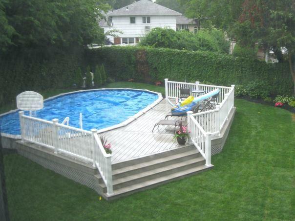 Unbelievable pictures deck landscaping excellence 37