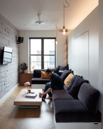 Amazing small space living tips and trick 27