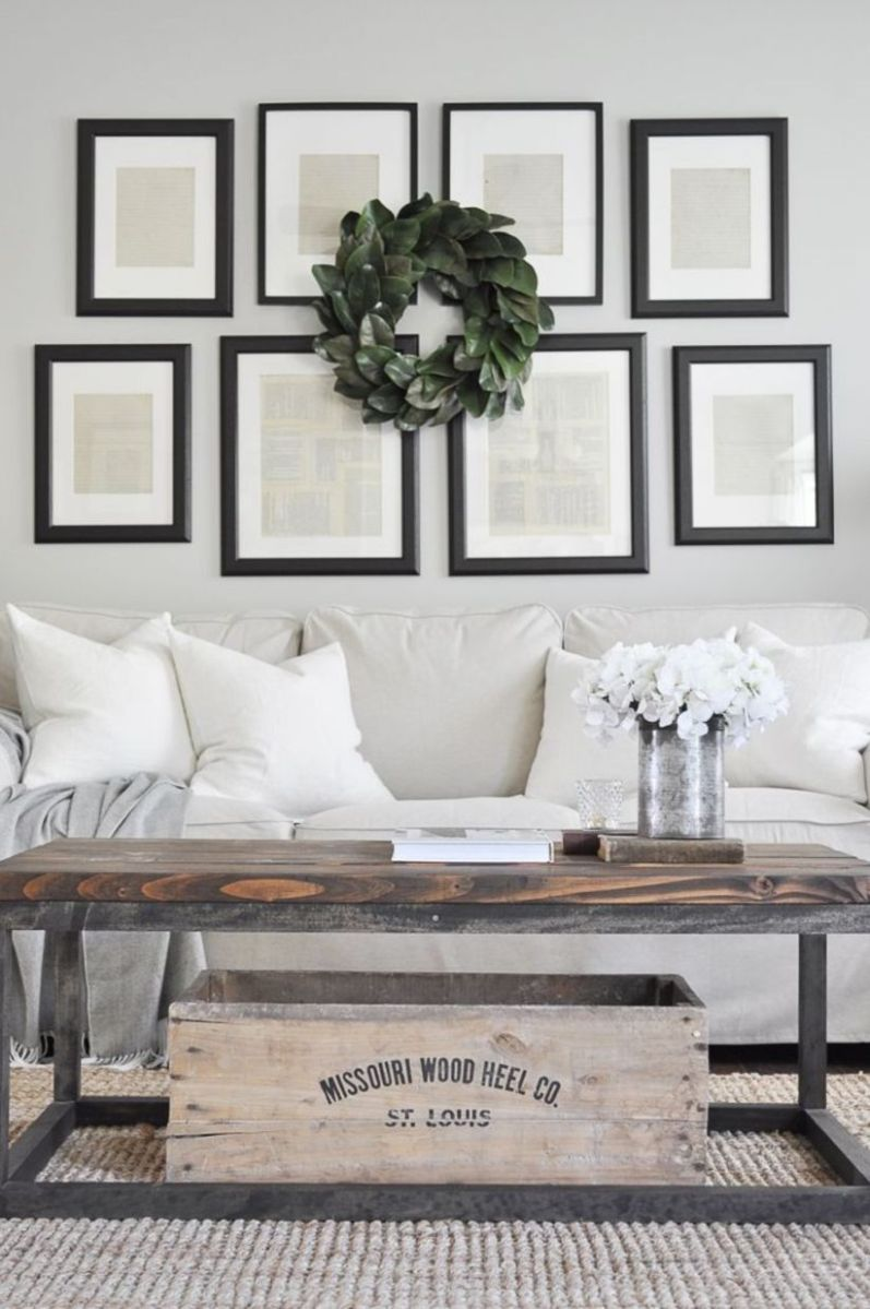 Awesome rustic industrial living room design and decor ideas 19 ...