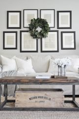 Awesome rustic industrial living room design and decor ideas 19