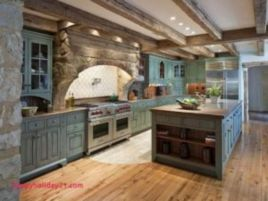 Classic and elegant european farmhouse decor ideas 12