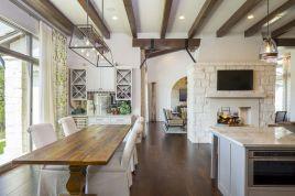 Classic and elegant european farmhouse decor ideas 13