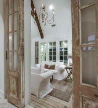 Classic and elegant european farmhouse decor ideas 47