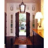Creative interior transom door design ideas 21