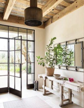 Creative interior transom door design ideas 25