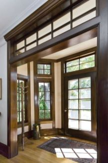 Creative interior transom door design ideas 28