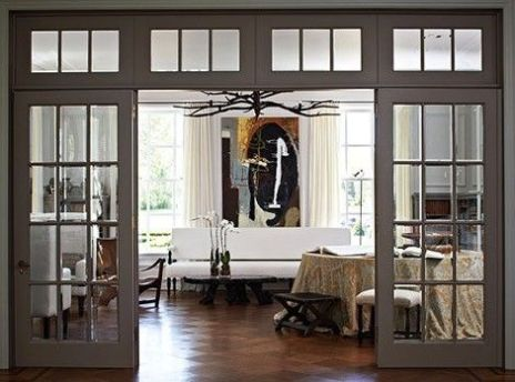 Creative interior transom door design ideas 29