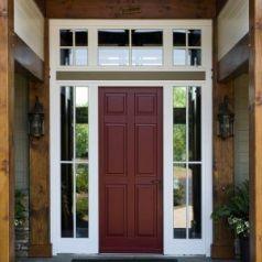 Creative interior transom door design ideas 31