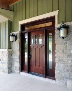 Creative interior transom door design ideas 34