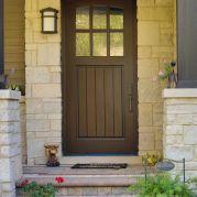 Creative interior transom door design ideas 39