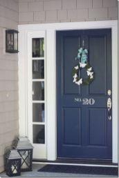 Elegant front door design ideas for your house 03