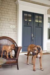 Elegant front door design ideas for your house 04