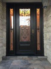Elegant front door design ideas for your house 09