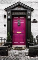 Elegant front door design ideas for your house 14