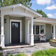 Elegant front door design ideas for your house 17