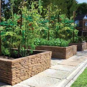 Elegant raised garden design ideas to inspire you 06