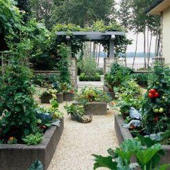 Elegant raised garden design ideas to inspire you 13