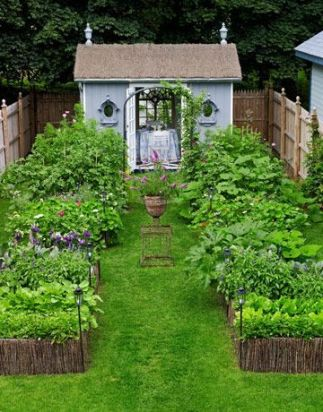 Elegant raised garden design ideas to inspire you 18