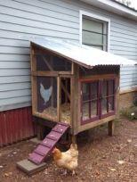 Extraordinary chicken coop decor ideas 13