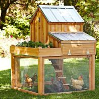 Extraordinary chicken coop decor ideas 24